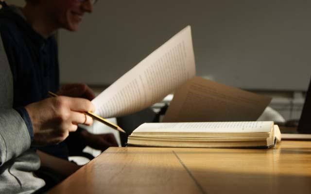 DPhil Study