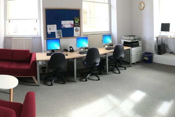 Graduate Computer Room