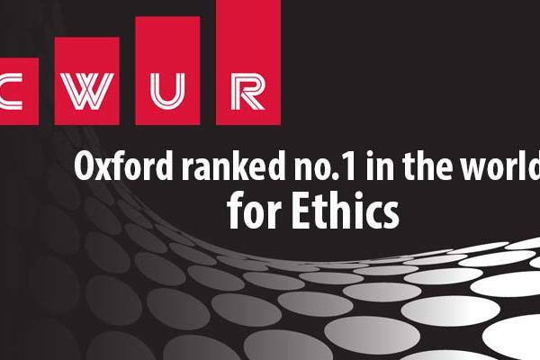 No.1 for Ethics