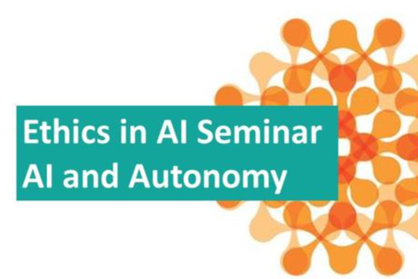 AI ethics seminars logo