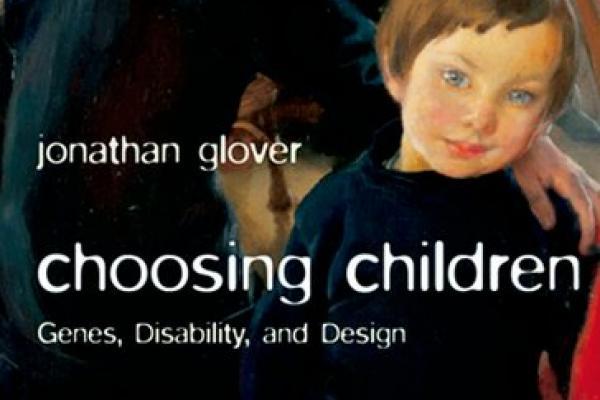 Book cover: Choosing Children