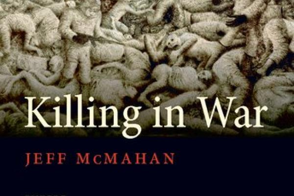 Book cover: Killing in War