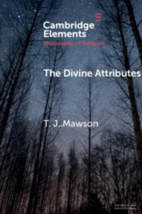 the divine attributes mawson cup